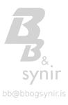 Logo BB og Sona og hlekkur á heimasíðu
